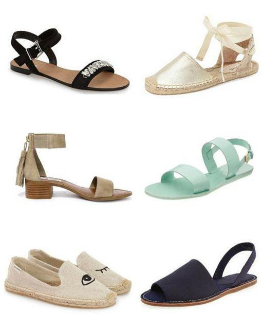Какая подойдет обувь на широкую ногу?