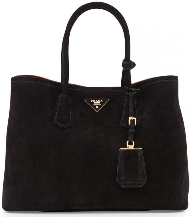 513cec34b425 Как отличить настоящую сумочку Prada? Советы