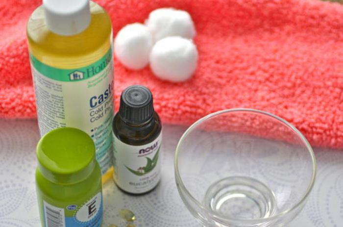 какую касторку можно применять для очищения кишечника