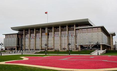 резиденция президента республики беларусь
