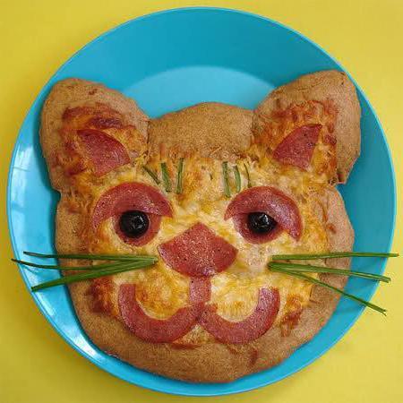 пицца для ребенка