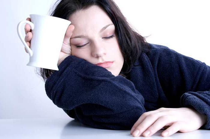 Сексуальное утомление