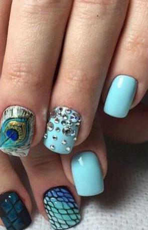 Объемный дизайн ногтей: особенности, интересные идеи маникюра и рекомендации