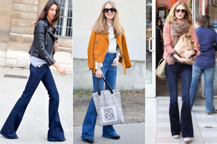 Модные луки с джинсами 2017-2018