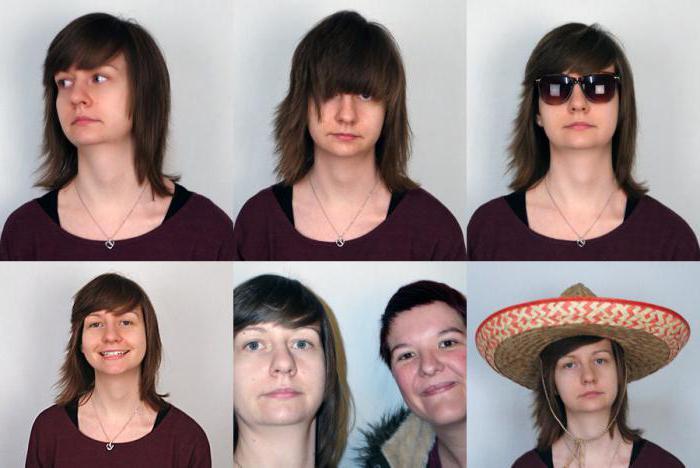 В чем фотографироваться на паспорт: требования