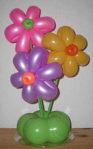 Букета из шаров своими руками