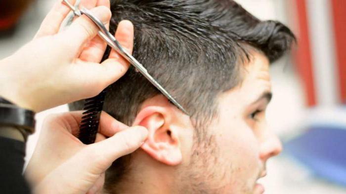 окантовка волос