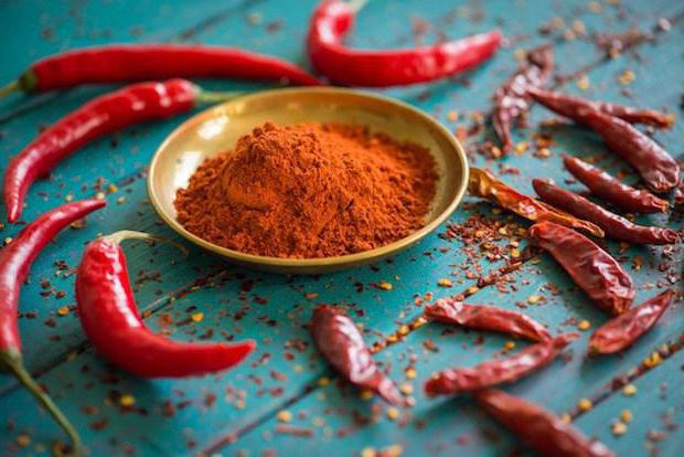 красный перец как принимать для похудения