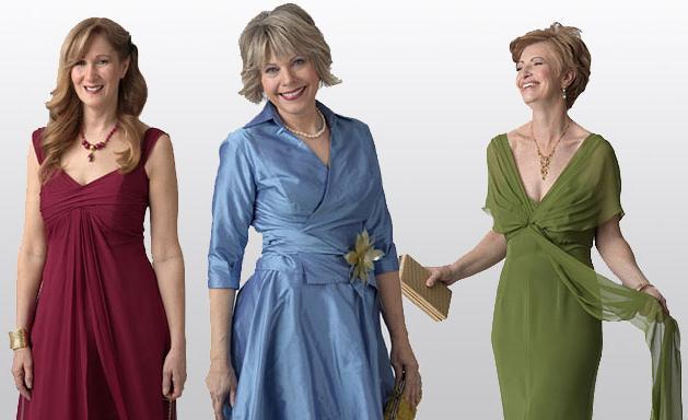 Какое сшить платье на свадьбу к дочери 95