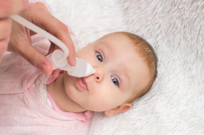 ребенку 2 года заложен нос без соплей