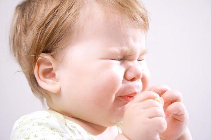 у ребенка заложен нос без соплей