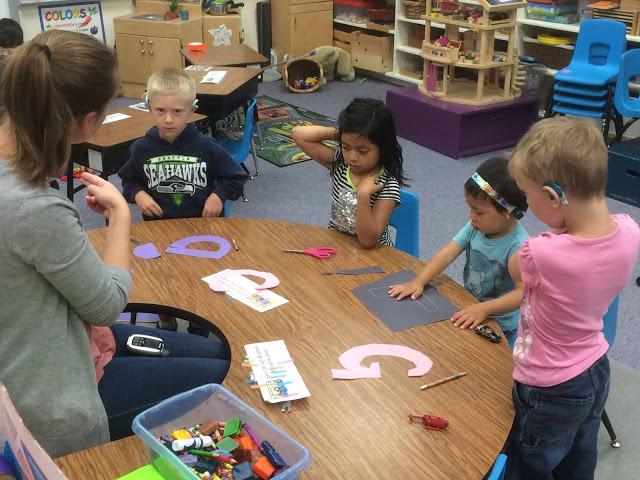 how to teach deaf children