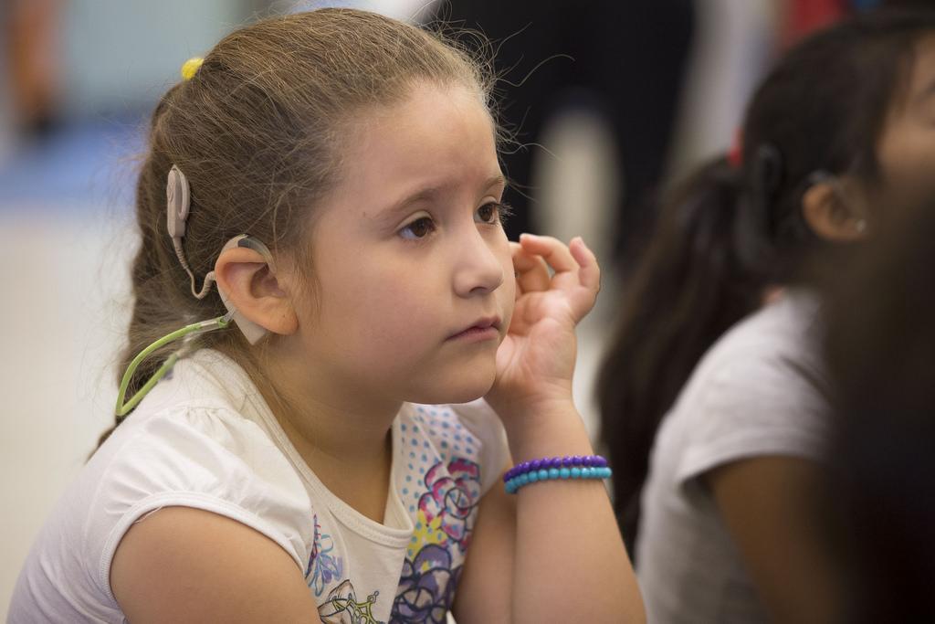 hearing aids for children