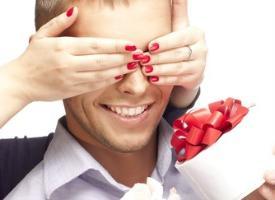Подарок любовнику на день 935