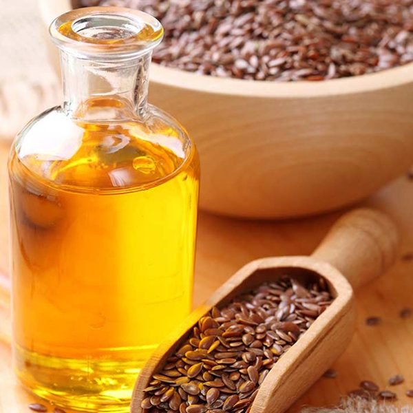flaxseed oil pill weight loss