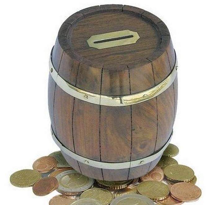 идеи оформления подарка деньгами