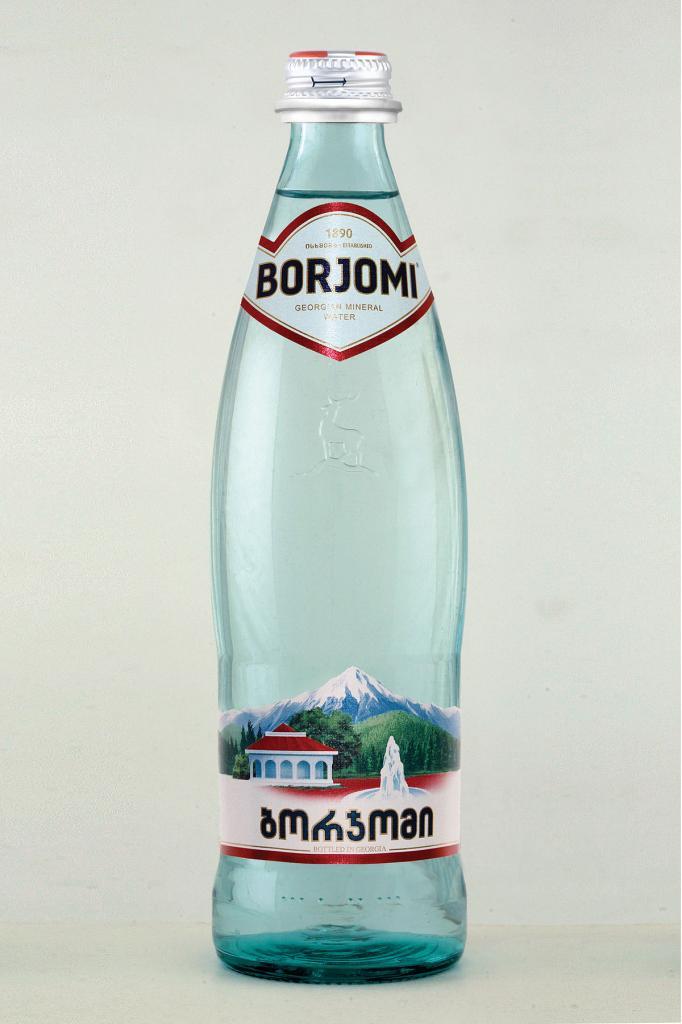 """Как отличить подделку """"Боржоми"""" от оригинала?"""