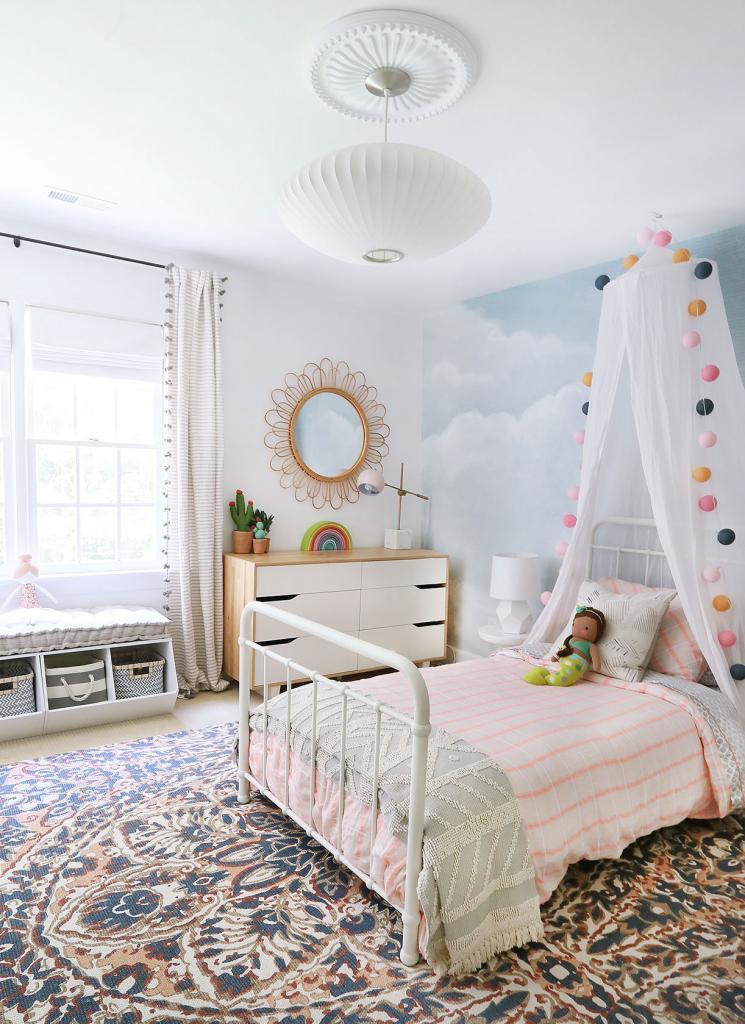 Интерьер для маленькой комнаты для девочки: интересные идеи и рекомендации