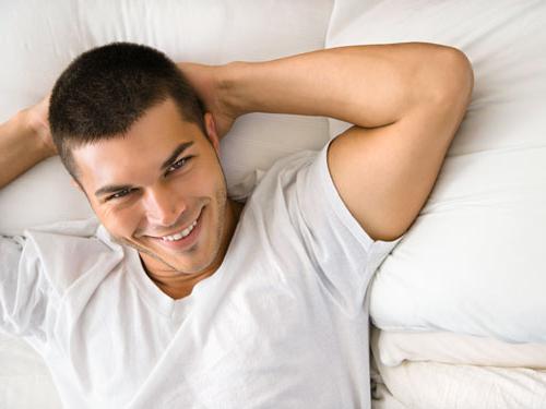 почему у мужчин утречком встает