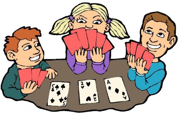 Как играть в карты? Узнаем!