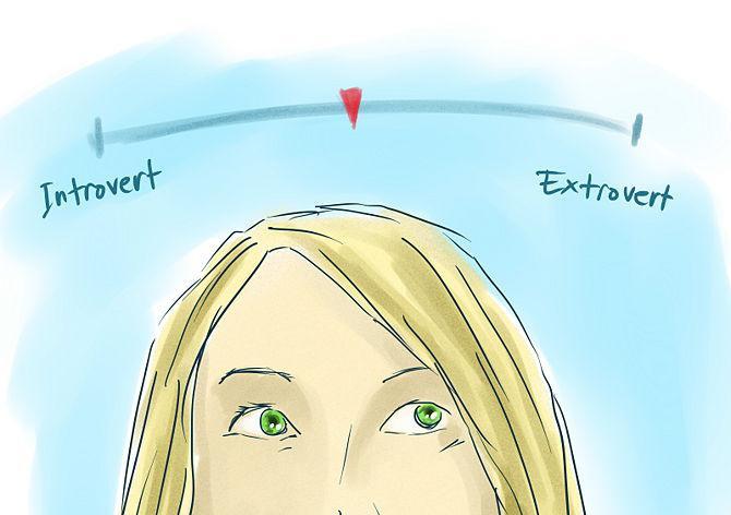 Экстраверты или интроверты