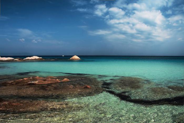Острова греции халкидики