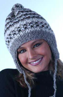 шапки женские для круглого лица