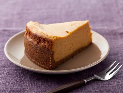 торт из тыквы и яблок