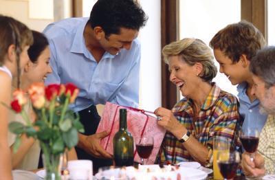подарки женщине на 55 лет
