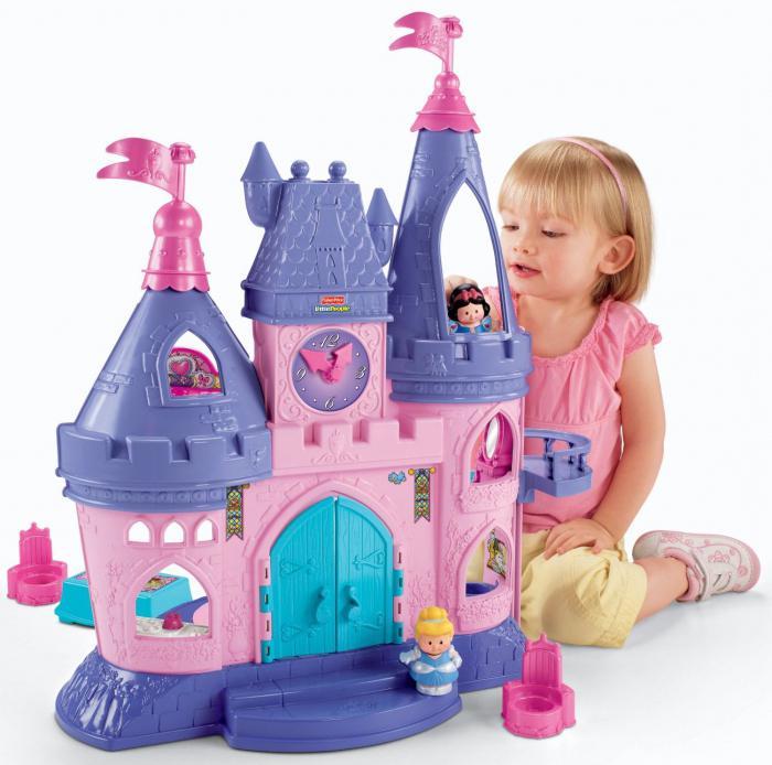 Подарок на день рождения ребенку 2 года