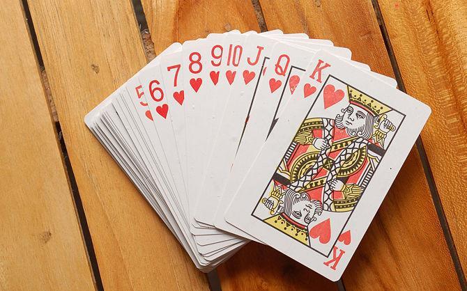 Как делать трюки с картами?