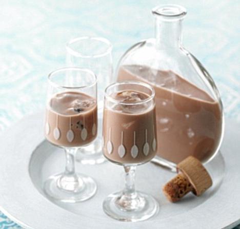 ликер сливочно шоколадный