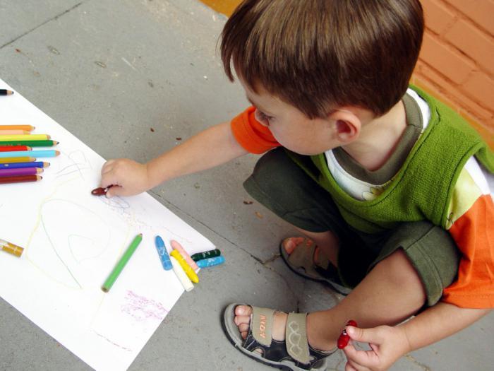 Занятия с ребенком 4 5 лет дома