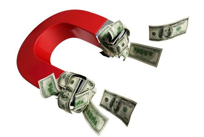 денежный магнит магнит для денег закон притяжения денег