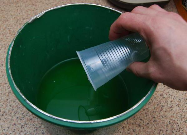 как сделать лизуна без натрия и клея пва