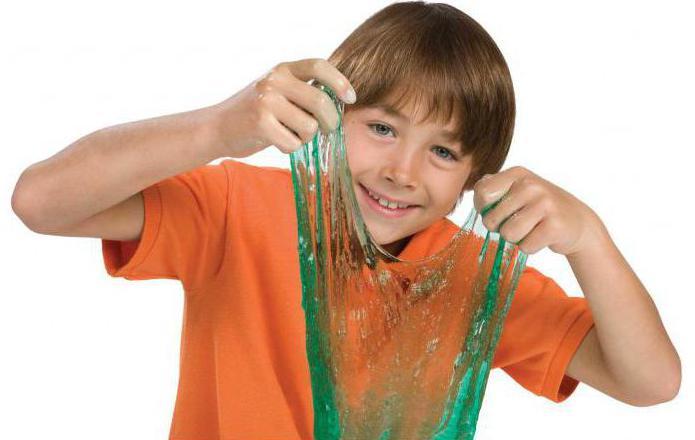как сделать лизуна из шампуня без клея пва