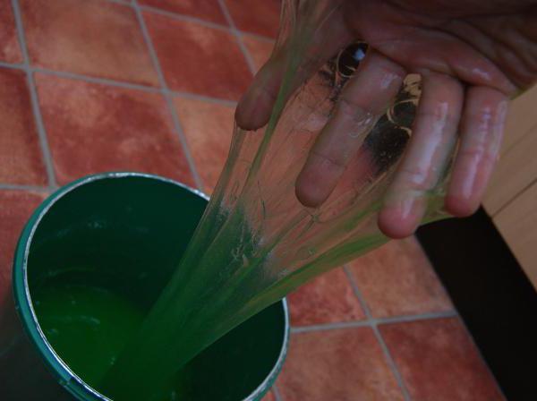 ак сделать лизуна из воды и шампуня без клея пва
