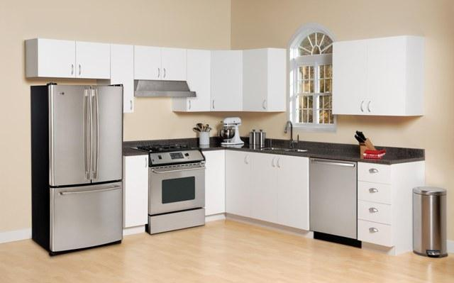 подвесные шкафы для кухни