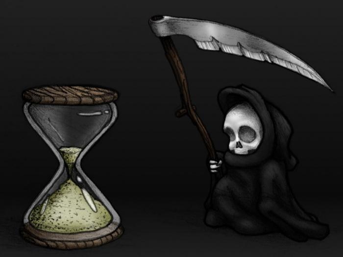 Что чувствует человек перед смертью