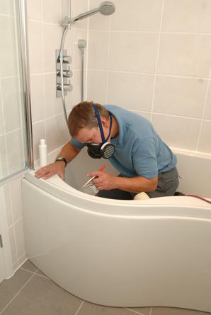 Покрыть ванну акрилом своими руками