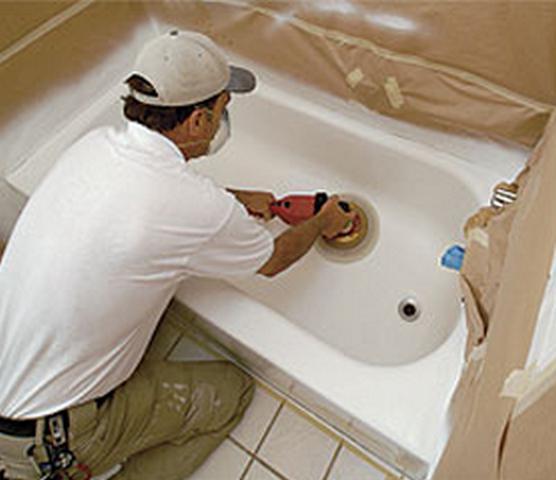 покрытие ванны жидким акрилом своими руками