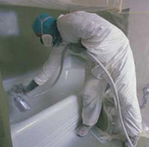сколько стоит покрыть ванну акрилом