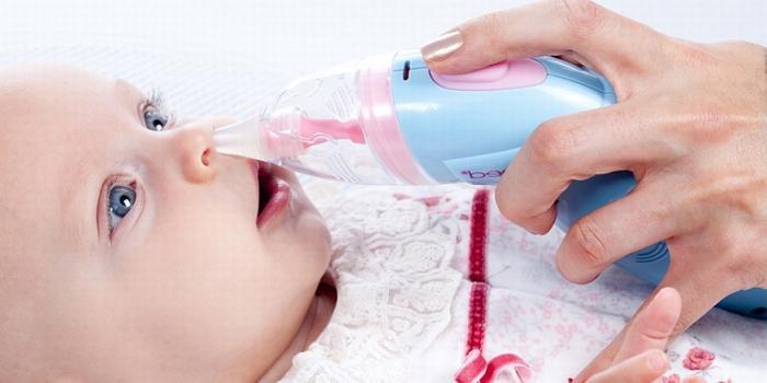 Как правильно пользоваться аспиратором для младенцев