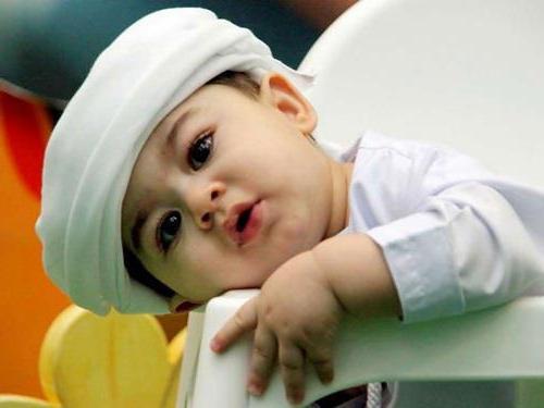 Модные мусульманские имена мальчикам