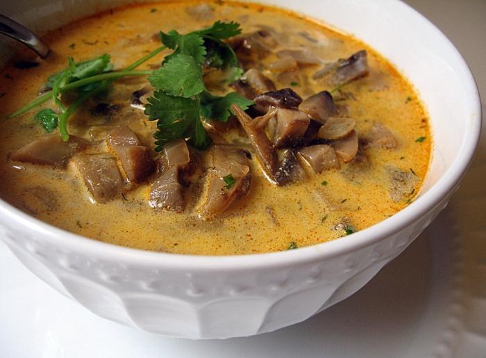 суп грибовница рецепт из шампиньонов