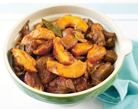 Айва с мясом рецепты