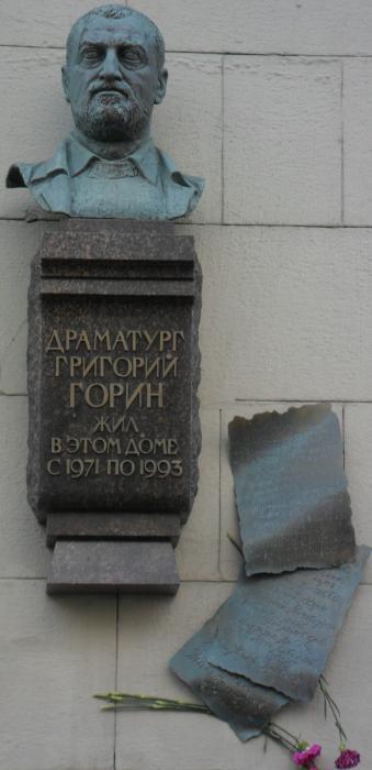 Екатерина Горина - полная биография