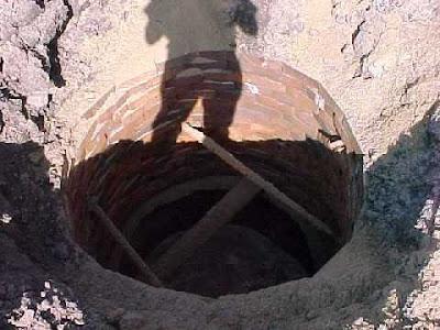 копать колодец
