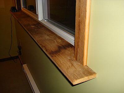 Как сделать подоконник на балкон своими руками?.