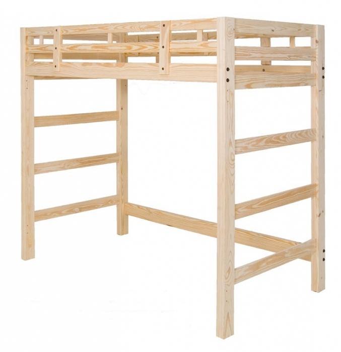 мебель кровать чердак